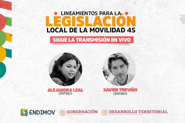 Encuentro Nacional de Diputados Locales por la Movilidad 2020