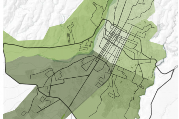 Estudio de movilidad para el Plan de Acción de Tapachula