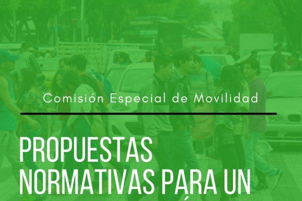Propuestas normativas para un mejor gasto público en movilidad urbana en México
